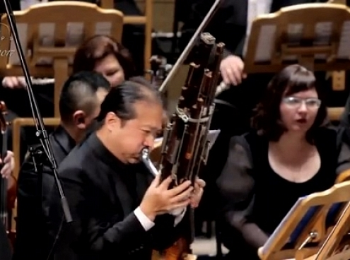 Enjott Schneider: Yin & Yang - concerto for sheng and orchestra 2017 (Premier)